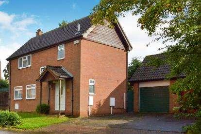 3 Bedrooms Link Detached House for sale in Hunters Reach, Bradwell, Milton Keynes, Bucks