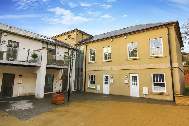 3 Bedrooms Terraced House for sale in Plot 20, The Courtyard, Axwell Park