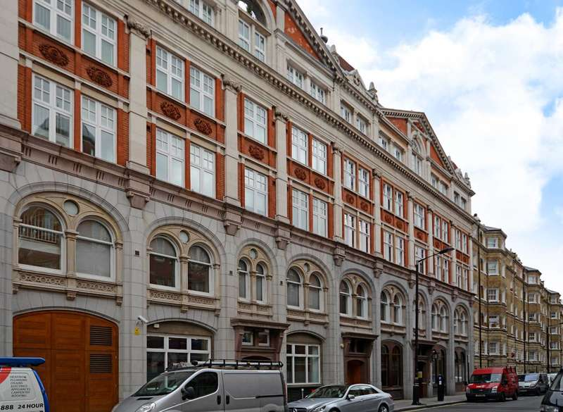 3 Bedrooms Flat for sale in Drury Lane, Covent Garden, WC2B