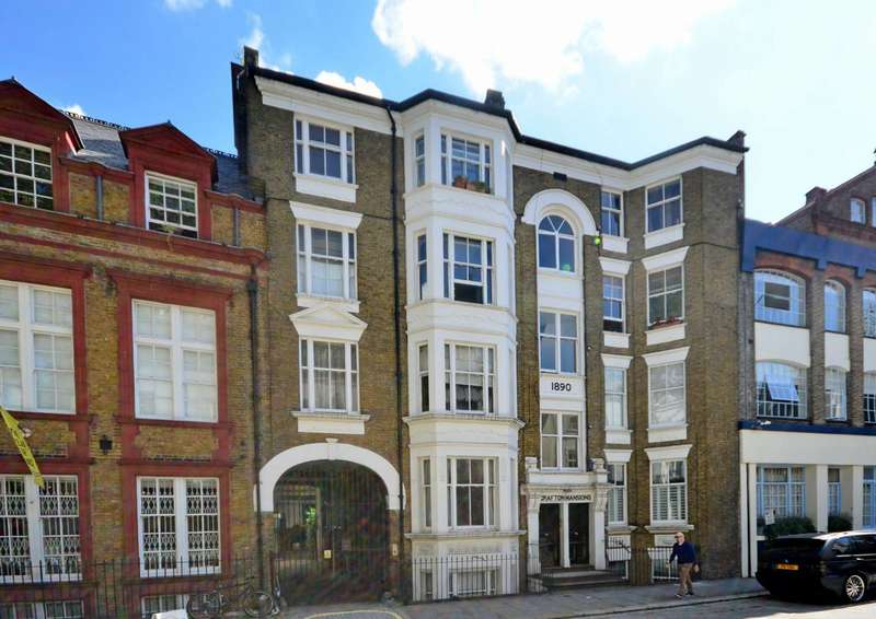 2 Bedrooms Flat for sale in Dukes Road, Bloomsbury, WC1H
