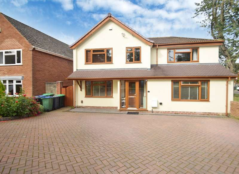 4 Bedrooms Detached House for sale in Bird End, West Bromwich, B71