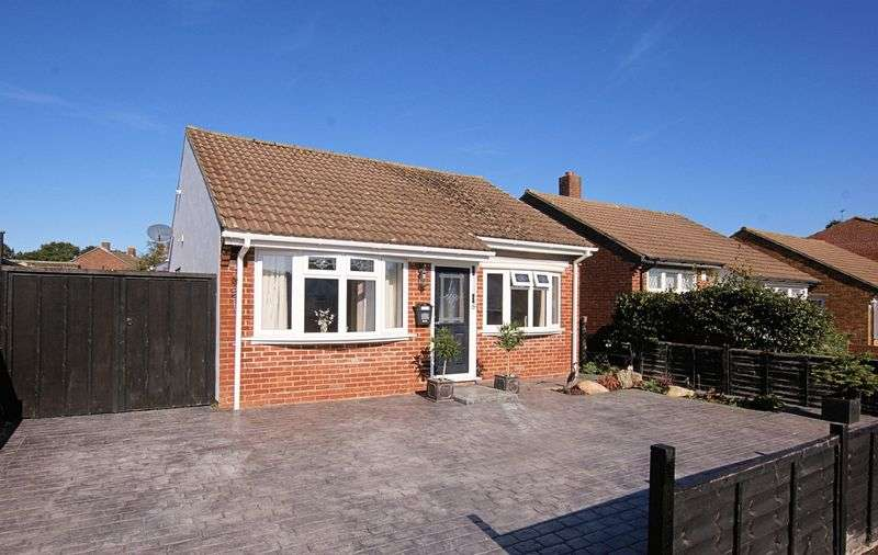 2 Bedrooms Property for sale in Abbeyfield Drive, Fareham