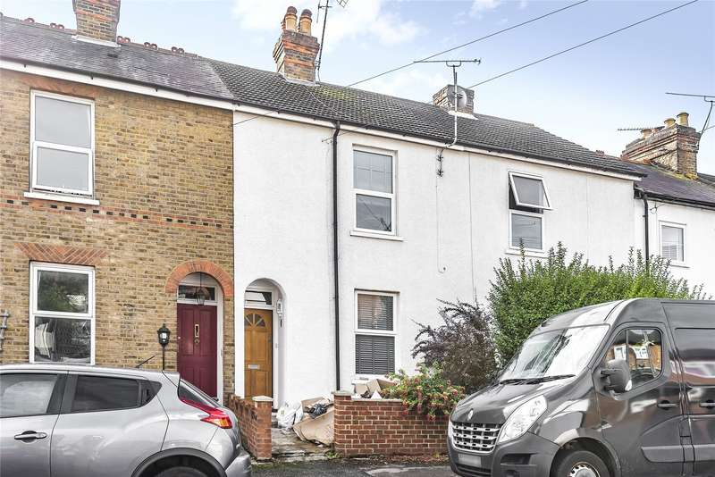 2 Bedrooms Terraced House for sale in Boyn Valley Road, Maidenhead, Berkshire, SL6