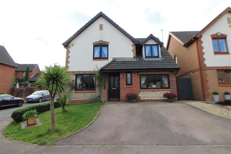 4 Bedrooms Detached House for sale in Gwyndy Road, Caldicot