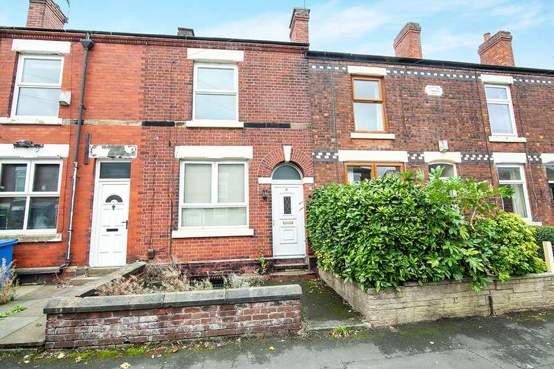 2 Bedrooms House for sale in All Saints Road, Heaton Norris, Stockport, Cheshire, SK4
