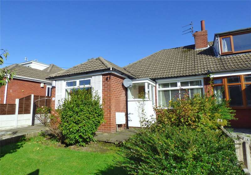 2 Bedrooms Semi Detached Bungalow for sale in Rishworth Drive, New Moston, Manchester, M40
