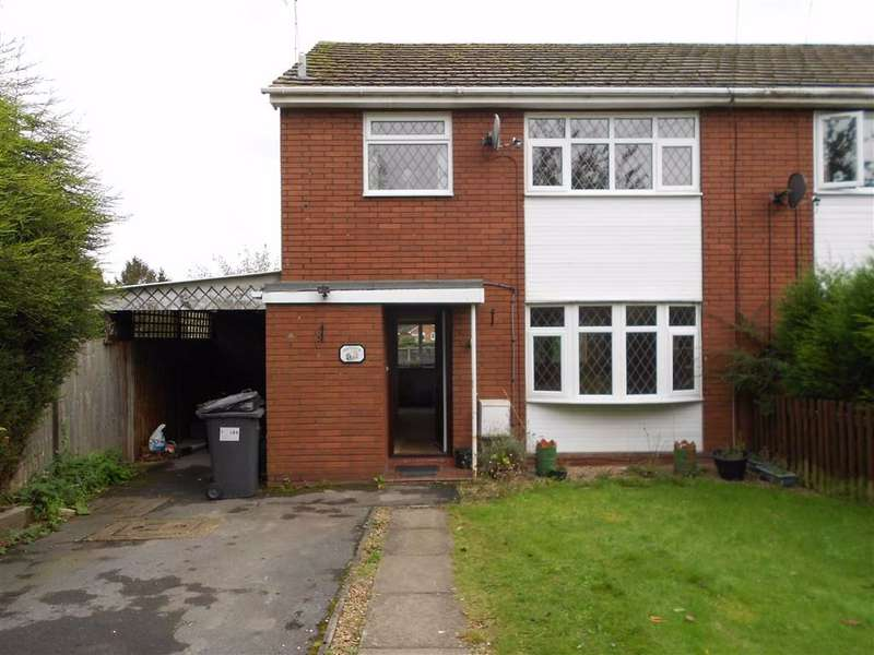 3 Bedrooms Semi Detached House for rent in Furnace Lane, Crewe, Cheshire