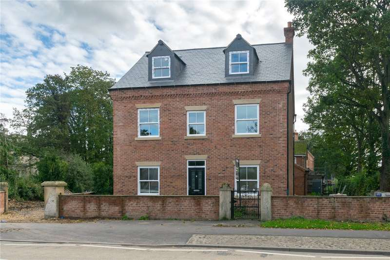 5 Bedrooms Detached House for sale in Foresters Court, Paxton House, Pontefract Road, Snaith, Goole, DN14