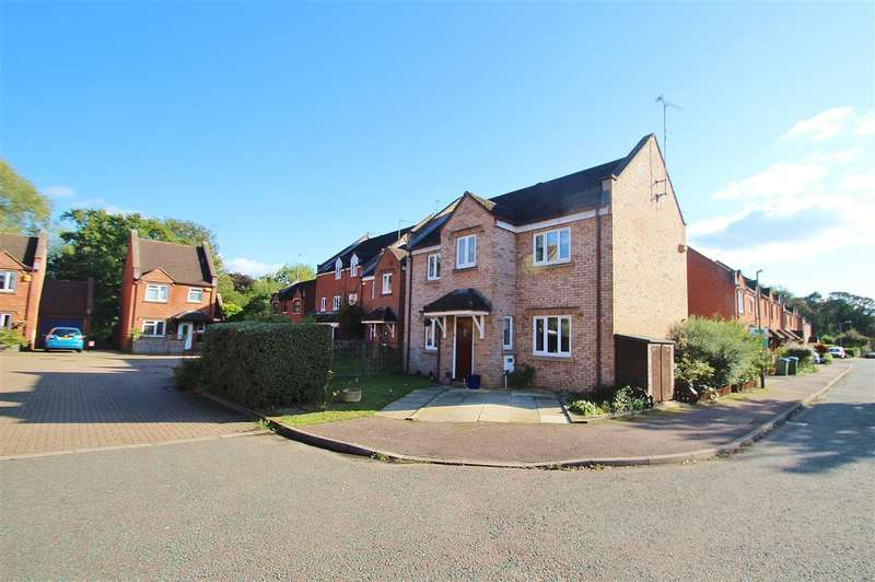 4 Bedrooms Link Detached House for sale in Fishers Field, Buckingham