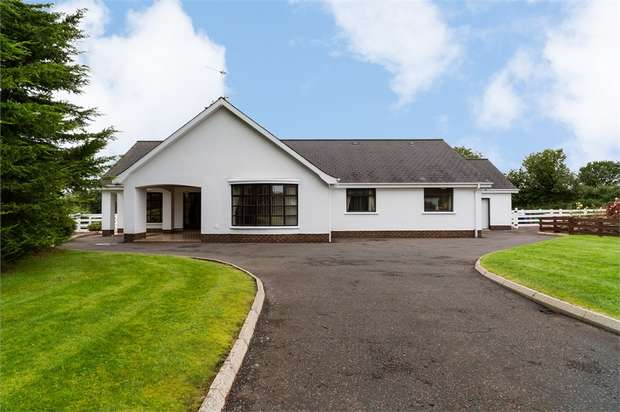 6 Bedrooms Detached Bungalow for sale in Dukestown Lane, Lurgan, Craigavon, County Armagh