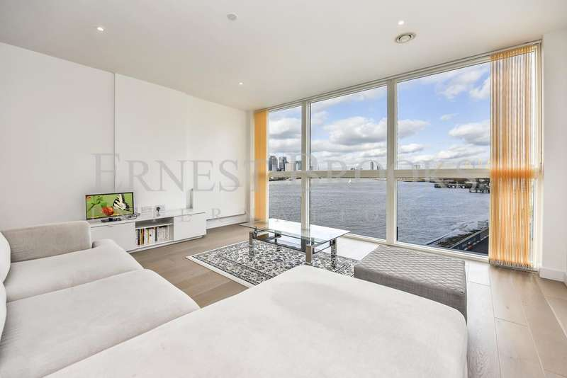 1 Bedroom Apartment Flat for sale in Wyndham Apartment, River Gardens Walk, Greenwich, SE10