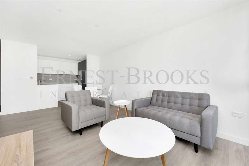 1 Bedroom Apartment Flat for sale in Shoreline, Nature Collection, Woodberry Down, Finsbury Park, N4