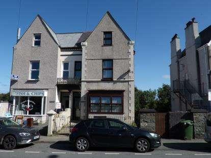 5 Bedrooms Semi Detached House for sale in Llanberis Road, Caernarfon, Gwynedd, LL55