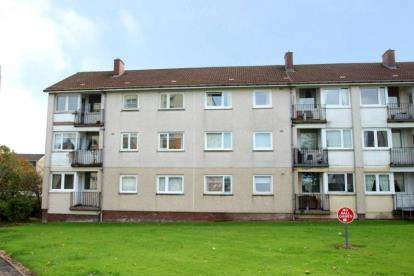 2 Bedrooms Flat for sale in Muirhouse Lane, The Murray