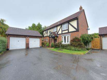 4 Bedrooms Detached House for sale in Ottrells Mead, Bradley Stoke, Bristol, South Gloucestershire
