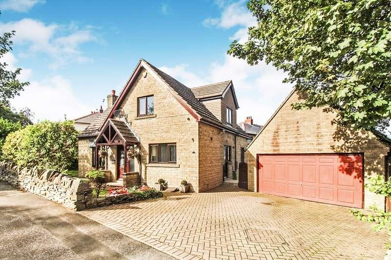 4 Bedrooms Detached House for sale in Harry Lane, Bradford, West Yorkshire, BD14