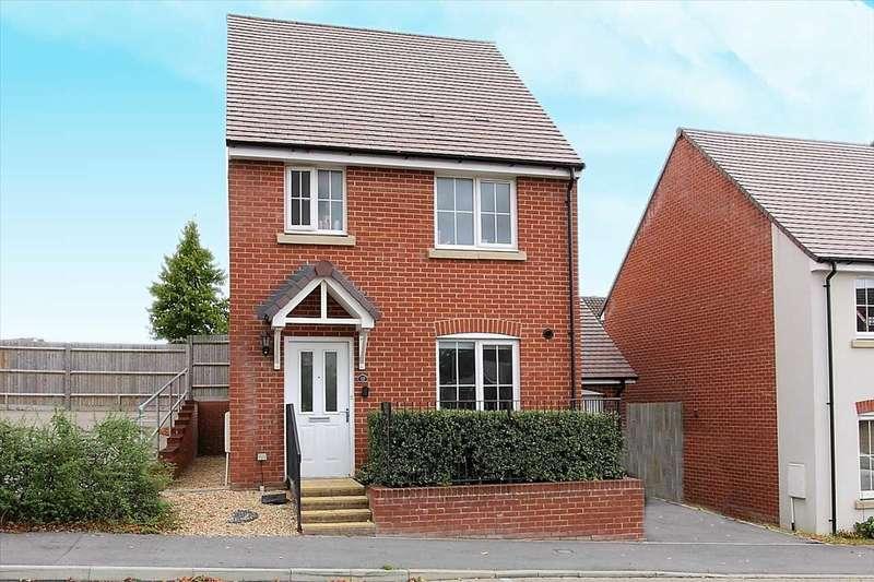3 Bedrooms Detached House for sale in Merrington Way, Tidworth
