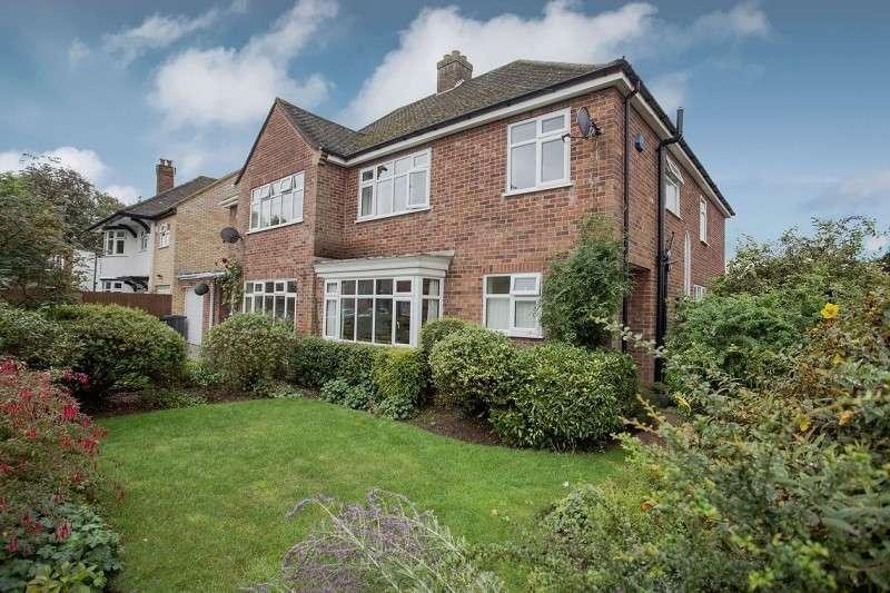 5 Bedrooms Semi Detached House for sale in Westwood Park Close, Peterborough, Cambridgeshire. PE3 6LQ