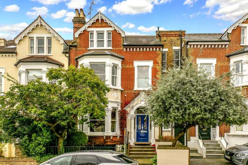 5 Bedrooms Terraced House for sale in Ellerker Gardens, Richmond