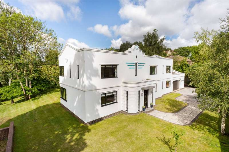 5 Bedrooms Detached House for sale in Nightingale Road, Godalming, Surrey, GU7