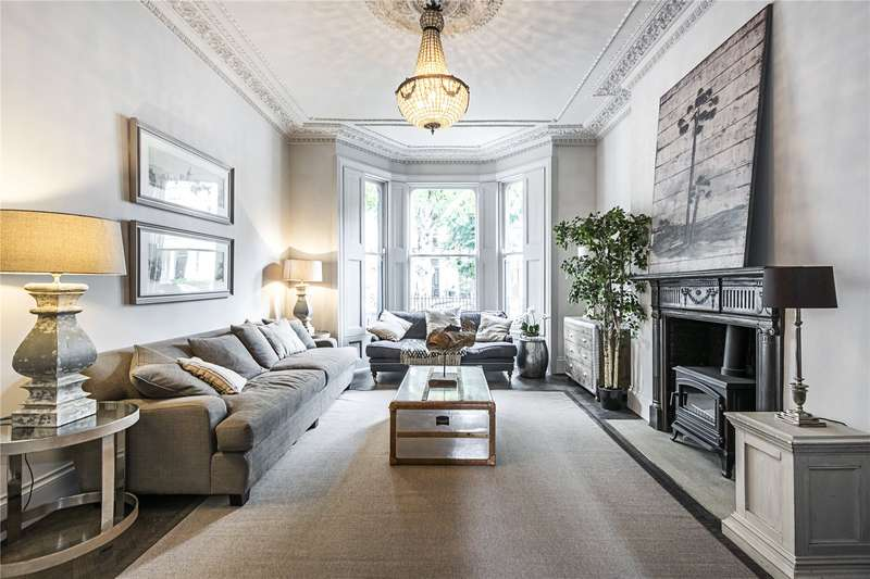 5 Bedrooms House for sale in St Lukes Road, London, W11