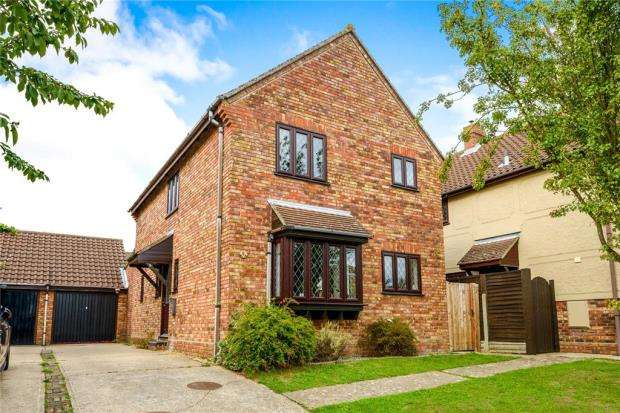 4 Bedrooms Detached House for sale in Little Hyde Close, Great Yeldham