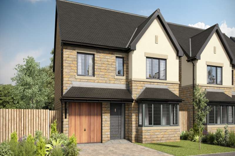 5 Bedrooms Detached House for sale in Rowan Meadows, Leigh, Lancashire, WN7
