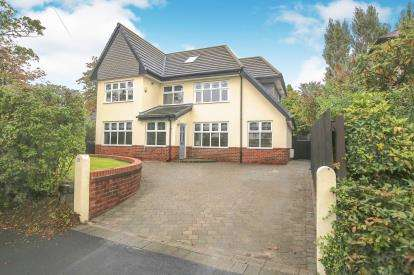 6 Bedrooms Detached House for sale in Ley Hey Road, Marple, Stockport, Cheshire