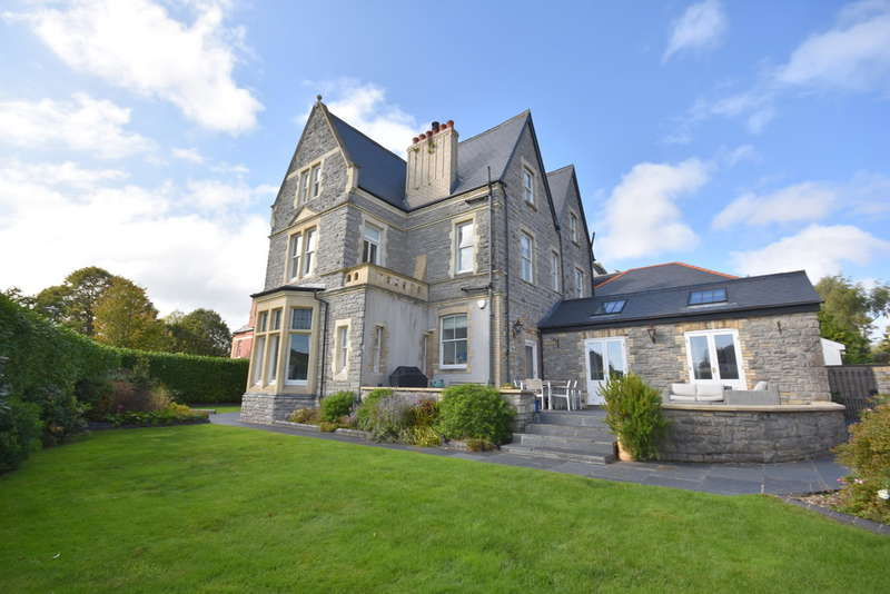 7 Bedrooms End Of Terrace House for sale in The Gables, 21 Cwrt-Y-Vil Road, Penarth, Vale of Glamorgan, CF64 3HN