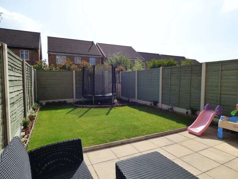 3 Bedrooms Property for sale in Akeman Close, Morecambe