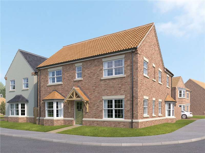 4 Bedrooms Detached House for sale in The Woodlark, Dishforth, Thirsk, North Yorkshire
