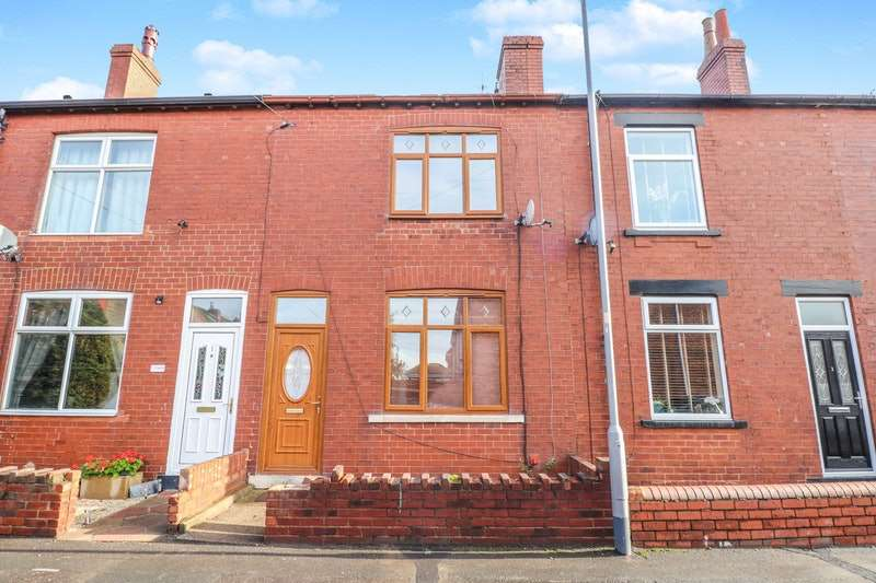 2 Bedrooms Terraced House for sale in Renfield Grove, Normanton, West Yorkshire, WF6