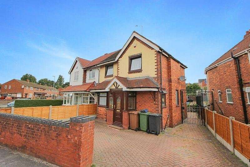 3 Bedrooms Semi Detached House for sale in Leighton Road, Bilston, West Midlands, WV14