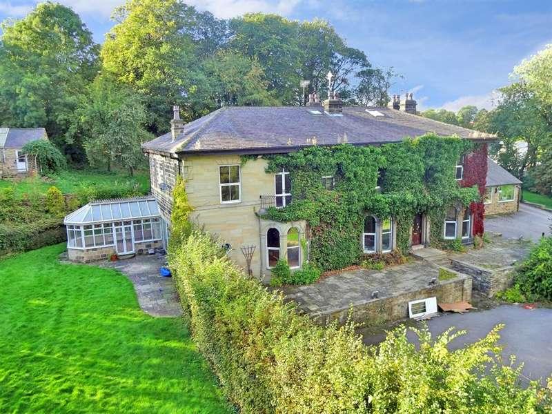 7 Bedrooms Detached House for sale in Springwood, Priesthorpe Road, Farsley, LS28