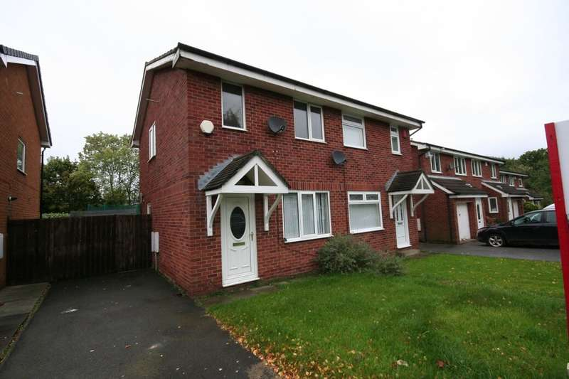 2 Bedrooms Semi Detached House for sale in Coulby Manor Farm, Coulby Newham, Middlesbrough, TS8