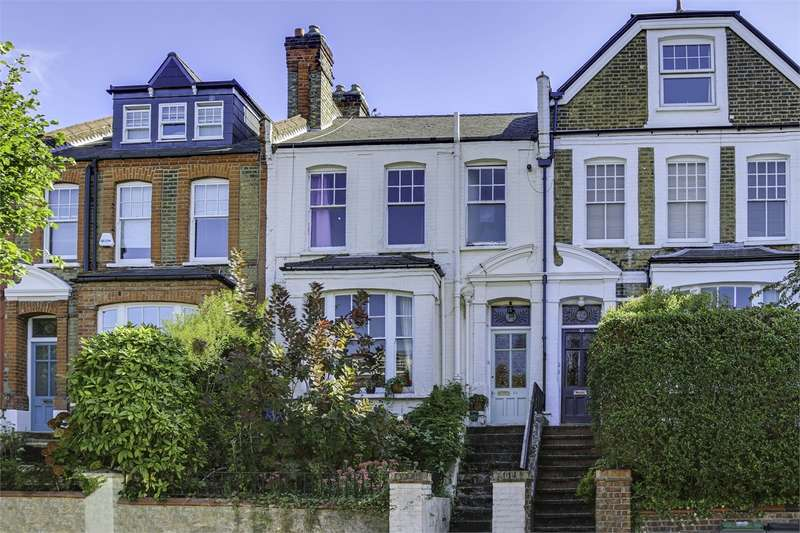 4 Bedrooms Terraced House for sale in Ridge Road, Crouch End, London