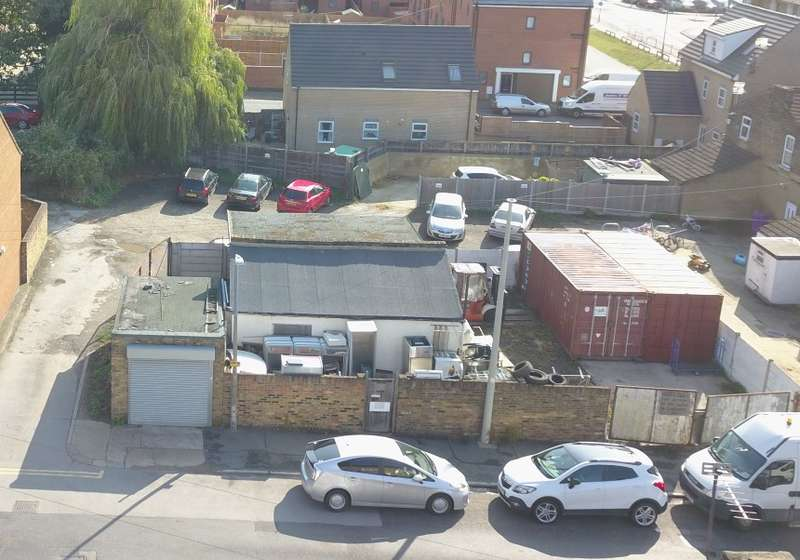 Land Commercial for sale in London Road, Grays, Essex, RM17 5YD