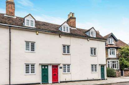 2 Bedrooms Terraced House for sale in Cardington Road, Bedford, Bedfordshire