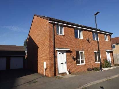 3 Bedrooms Semi Detached House for sale in Elter Close, Willenhall, West Midlands