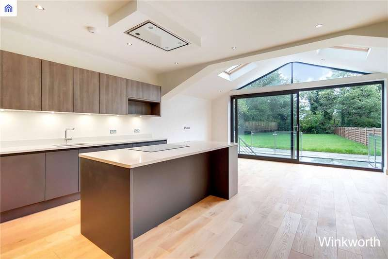 6 Bedrooms House for rent in Ascott Avenue, Ealing, LONDON, W5