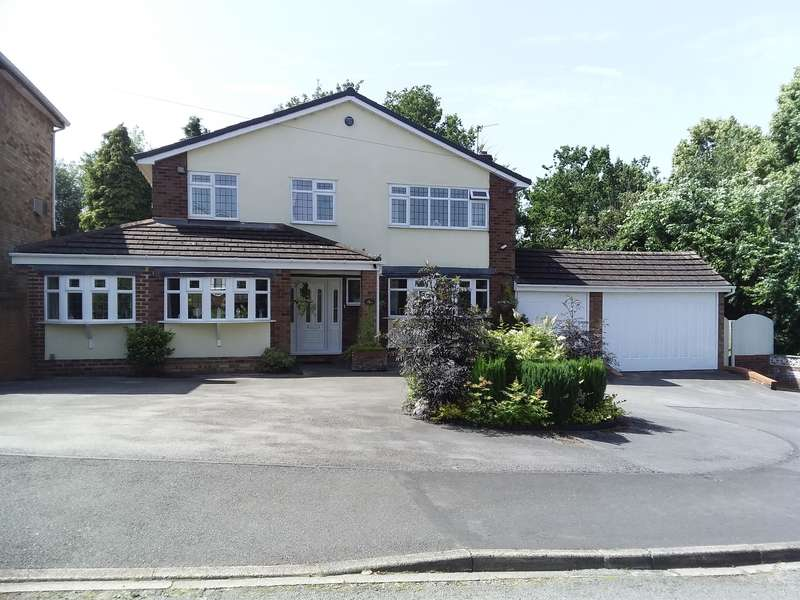 4 Bedrooms Detached House for sale in Vales Close, Sutton Coldfield, B76 1LJ