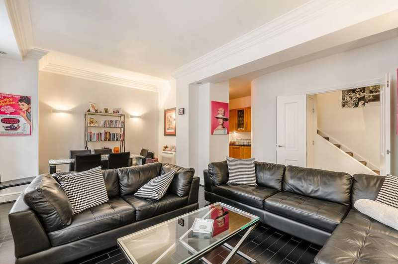 2 Bedrooms Flat for sale in Spring Gardens, St James's, SW1A