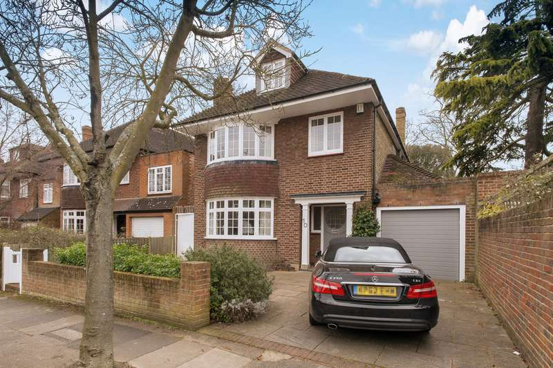 6 Bedrooms Detached House for sale in Clare Lawn Avenue, Est Sheen SW14