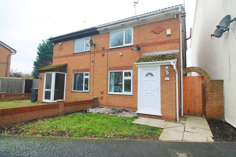 2 Bedrooms Semi Detached House for sale in Ann Street West , Widnes WA8