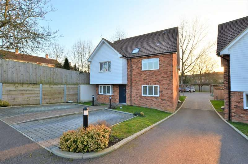 1 Bedroom Apartment Flat for sale in Orchard Apartments, Linford End CM19