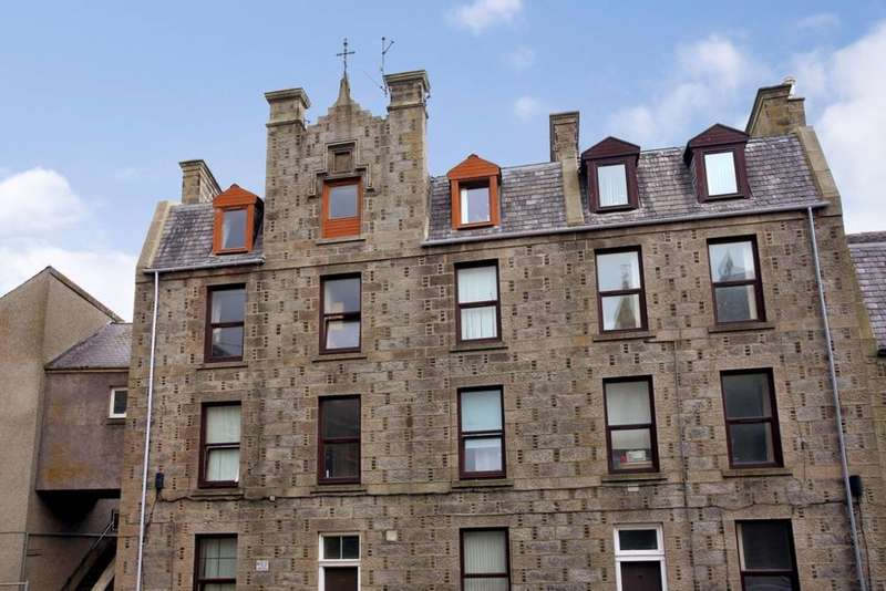 11 Bedrooms Flat for sale in 15 & 17 Kirk Brae, AB43