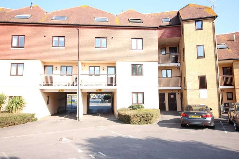 2 Bedrooms Apartment Flat for sale in New Milton BH25