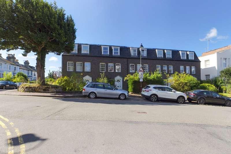 4 Bedrooms Terraced House for sale in Sion Walk, Tunbridge Wells TN1