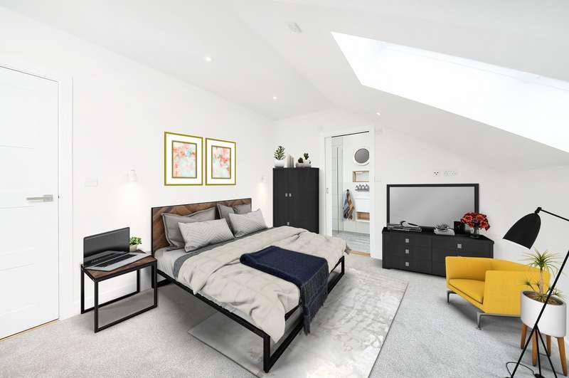 2 Bedrooms Flat for sale in Flat 6, 112 Kinsale Road, Peckham Rye