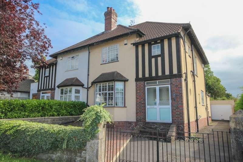 3 Bedrooms Property for sale in Rockside Drive, Henleaze, Bristol BS9